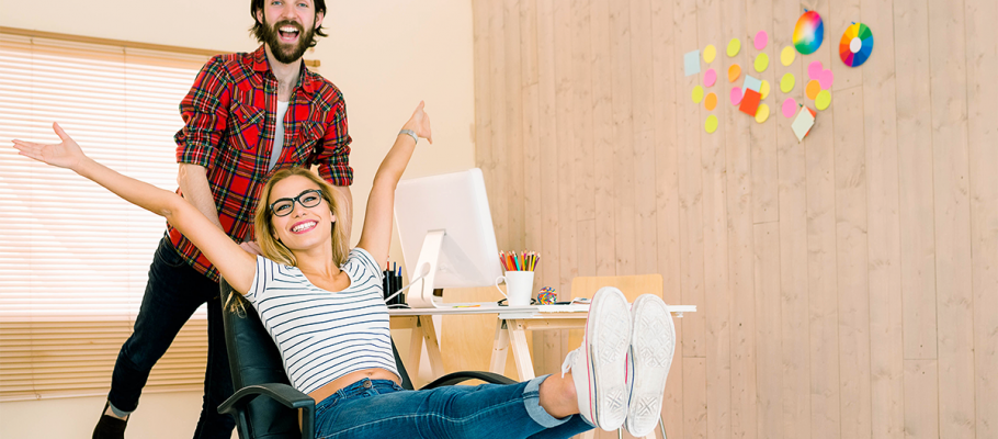 3 ways for happiness at work