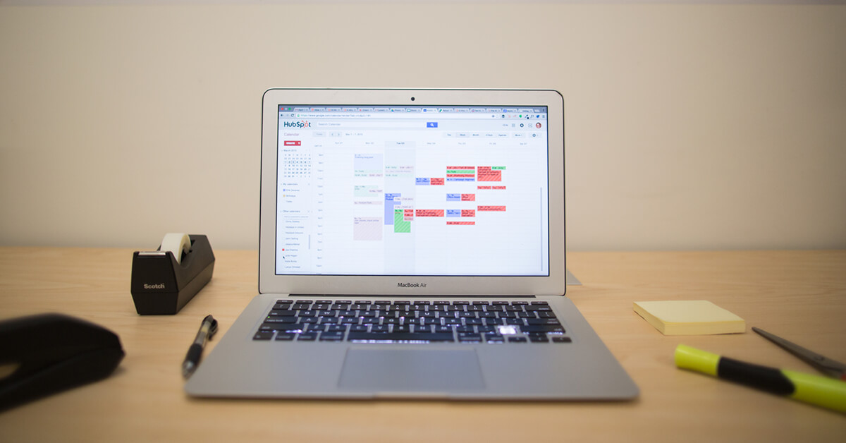 7 Ways To Organize Your Time and Supercharge Your Productivity   Hubgets