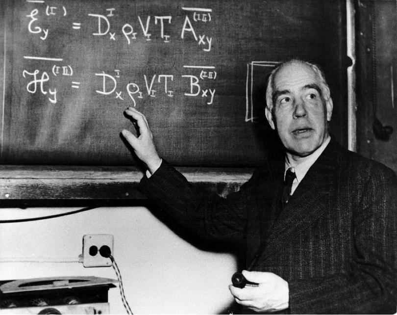 Niels Bohr   Image credits:thephysicsmill.com