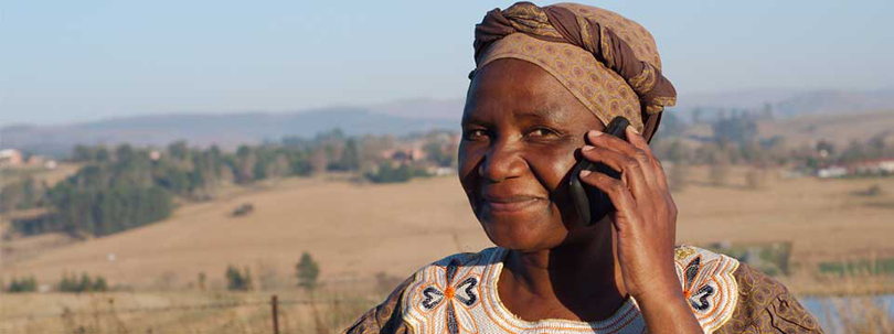 Landlines are dead on arrival in Africa   Image credits: afrika-traumreisen.eu