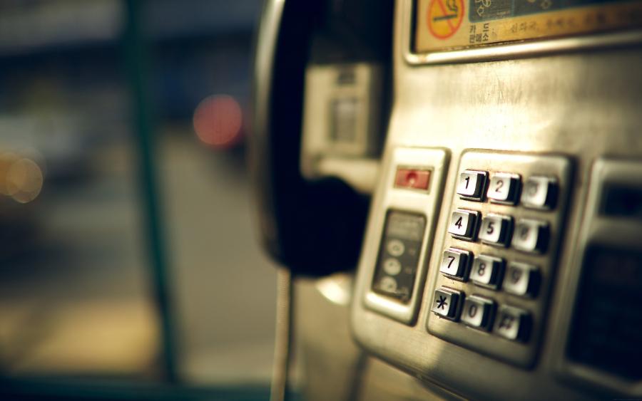 Pay phone | wallpaperinhd.net