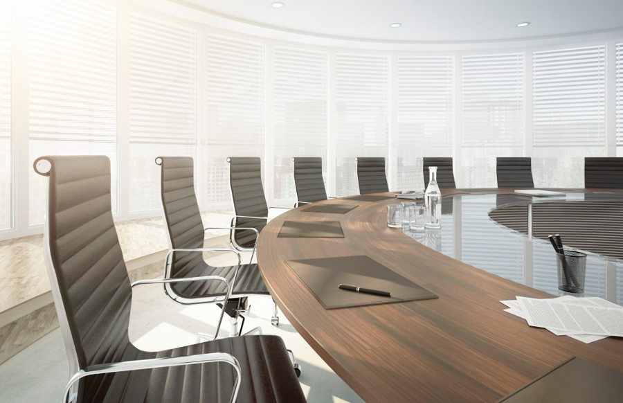 Conference room (rendering) | Image credits: corbiscrave.com