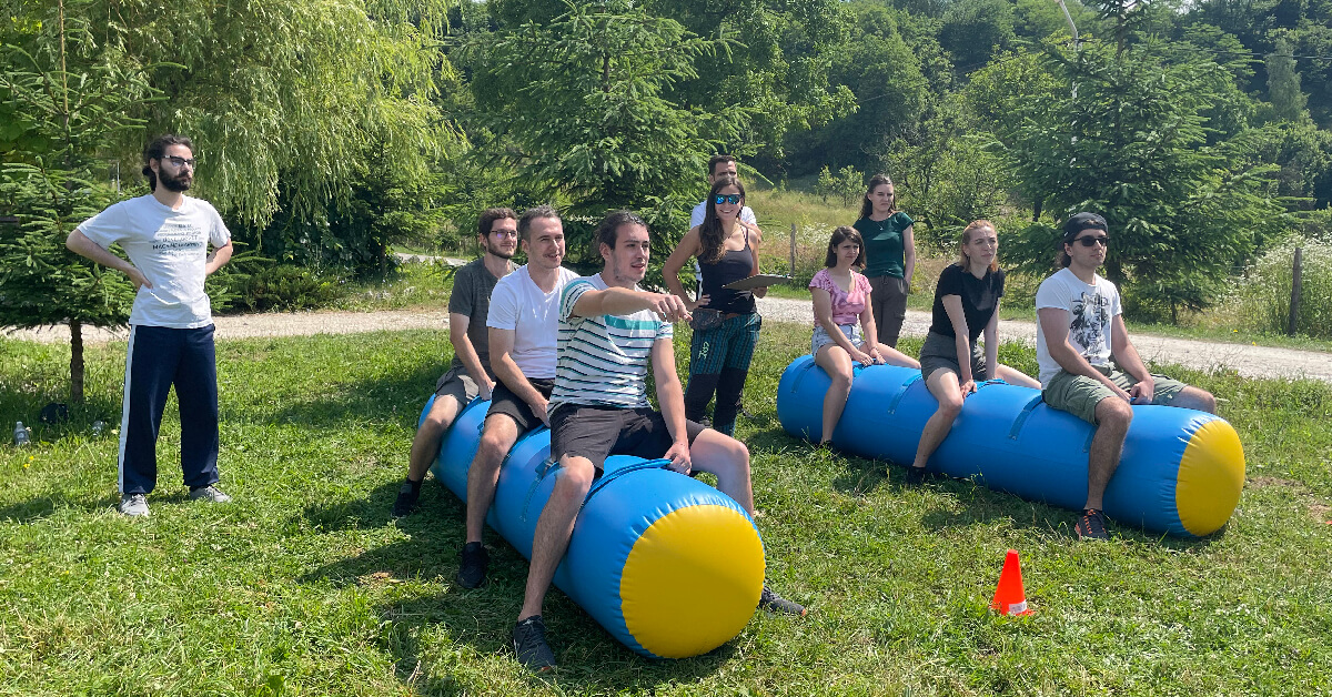 Wrapping up the 4PSA Cool Summer Internship 2021
