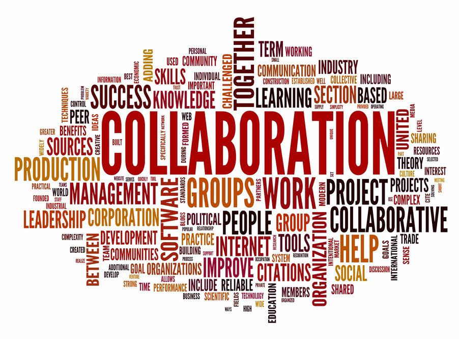 Hubgets is collaboration