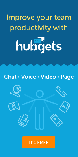 Improve your team productivity with Hubgets