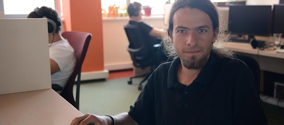 David, Core Apps Intern @4PSA